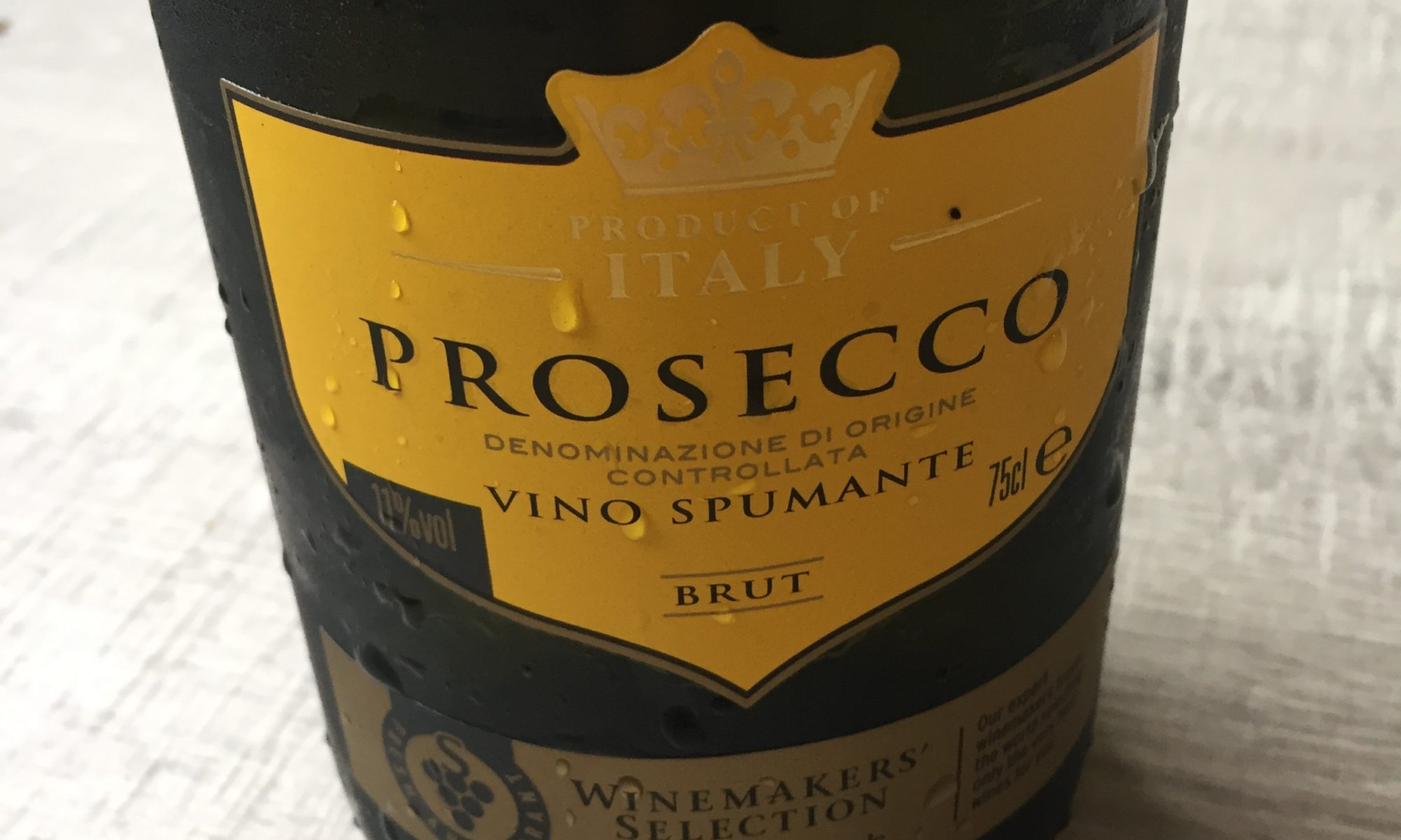 Prosecco DOC Treviso Brut Front
